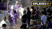 Italia vive así luto nacional por víctimas de terremoto [VIDEO]