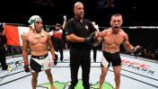 UFC: Enrique Barzola fue vencido en su debut por Kyle Bochniak