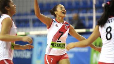 Vóley: Perú clasificó al Mundial Sub 18 al derrotar a Colombia