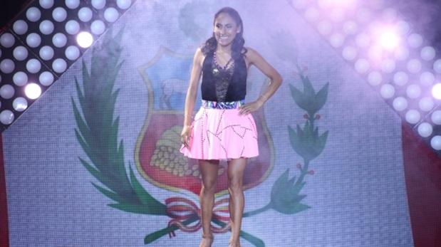El baile de Gladys Tejeda en