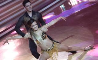 El gran show: Angie Arizaga es sentenciada y Sabater, eliminado