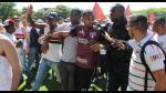 Sao Paulo: hinchas agredieron a jugadores durante entrenamiento - Noticias de paulo henrique ganso