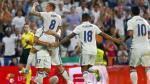 Real Madrid derrotó 2-1 al Celta de Vigo en el Bernabéu - Noticias de real madrid