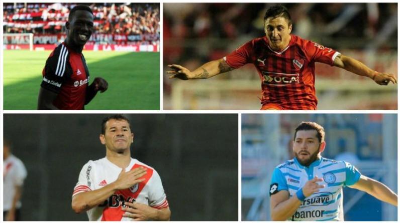 """Luis Advíncula se encuentra dentro del once ideal de extranjeros que actúan en Argentina. La lista fue creada por """"Goal.com"""". (Foto: Internet)"""