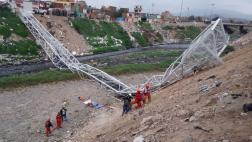 Callao: el rescate de heridos tras caída de puente [FOTOS]