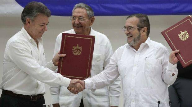Alemania felicita a Colombia por el acuerdo de paz con las FARC