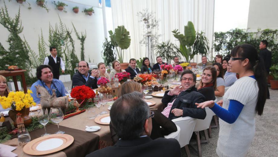 Gastón Acurio y un Consejo de Ministros totalmente diferente