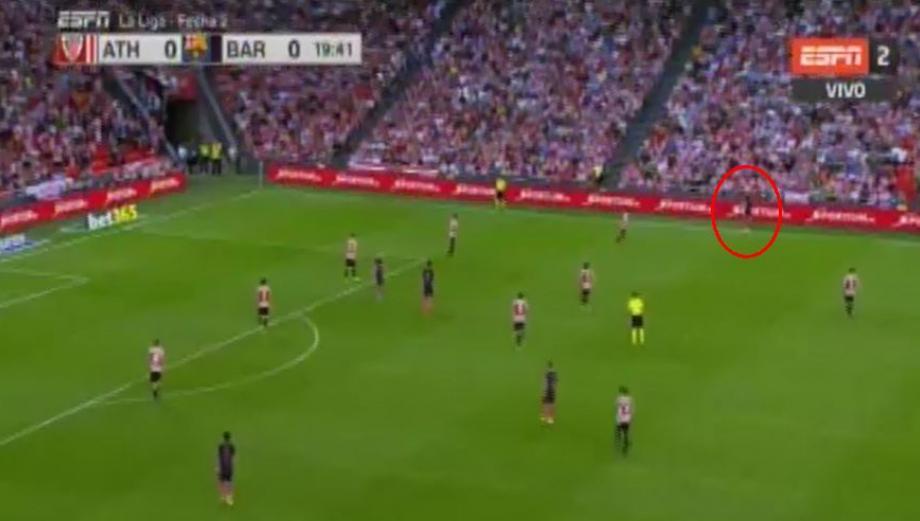 Barcelona: CUADROxCUADRO del golazo de Rakitic tras 22 toques