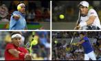 US Open: mira los resultados de los partidos de hoy