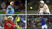 US Open: mira los resultados del primer día de competencia