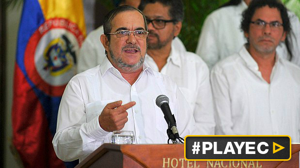 Colombia: las FARC anunciaron cese al fuego definitivo