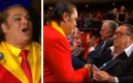 """La vez que Juan Gabriel le dedicó """"El Noa-Noa"""" a Chespirito"""