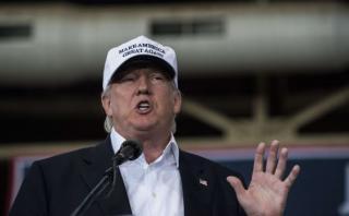 Trump aclarará su postura sobre inmigrantes el miércoles