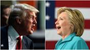 Trump reta a Hillary Clinton a publicar su historial médico
