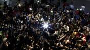 Juan Gabriel: miles lo despiden en la Plaza Garibaldi [FOTOS]