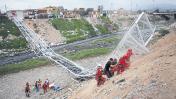 Callao: Edelnor no fue autorizada para construir el puente