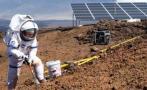 "NASA terminó experimento que simula la ""vida en Marte"""