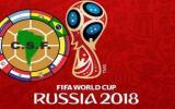 Eliminatorias Rusia 2018: posiciones previo a la sétima fecha