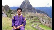 Juan Gabriel en recordadas fotos de sus visitas al Perú