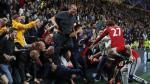Marouane Fellaini evitó que mujer sea aplastada por aficionados - Noticias de marouane fellaini