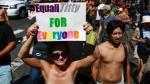 """EE.UU.: Marchan en """"topless"""" a favor de la igualdad [FOTOS] - Noticias de la libertad"""