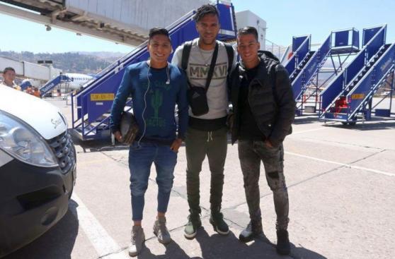 Selección peruana: así fue arribo de los 'extranjeros' a Cusco