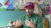 Venezuela: Capriles anuncia protestas para lograr revocatorio