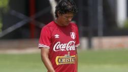 Selección peruana: Óscar Vílchez quedó descartado por desgarro