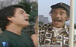 Mira a 'Don Ramón' y Juan Gabriel cantando juntos en película