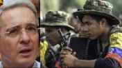 """Álvaro Uribe: """"Los acuerdos con las FARC son un mal ejemplo"""""""