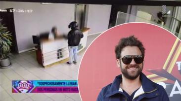 'Peluchín' muestra video que le hace temer por su seguridad