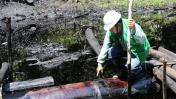 Loreto: aún no limpian zona afectada por derrame de crudo