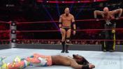 WWE: revive la increíble edición de Monday Night Raw