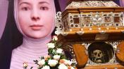 Santa Rosa de Lima: fotos de la cripta y del primer recorrido