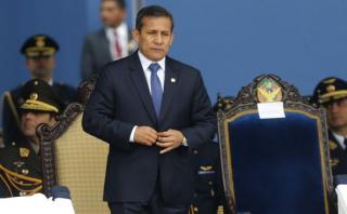 Gobierno de Humala gastó S/8 mil millones en compras militares