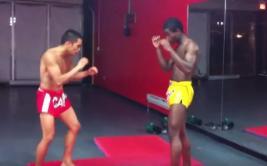 ¿Una patada de muay thai es capaz de romper una pierna? [VIDEO]
