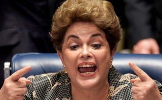 """Dilma ante el Senado: """"Estamos a un paso del golpe"""""""