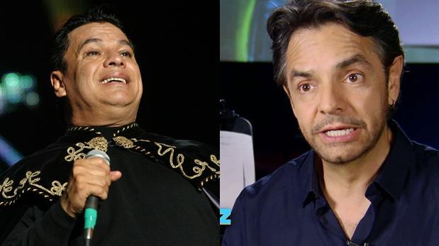 Eugenio Derbez y su divertido homenaje al 'Divo de Juárez — Juan Gabriel