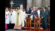 PPK participó de misa en honor a Santa Rosa de Lima [FOTOS]