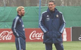 La foto de Lionel Messi que llena de esperanza a los argentinos