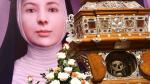 Santa Rosa de Lima: fotos de la cripta y del primer recorrido - Noticias de union santa rosa