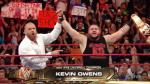 WWE: Kevin Owens es nuevo Campeón Universal gracias a Triple H - Noticias de