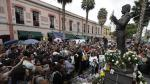 Juan Gabriel: confirman que restos del cantante fueron cremados - Noticias de silvia flores