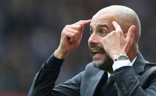 """Pep Guardiola: """"Ningún equipo juega mejor que el Barcelona"""""""