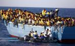 Impactantes imágenes de migrantes rescatados en el Mediterráneo