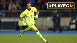 Selección chilena: Arturo Vidal respaldó a Claudio Bravo