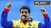 """Maduro: """"No cederé jamás"""" ante presiones de la oposición"""