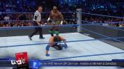 WWE SmackDown Live: revive las peleas de este martes en Dallas