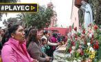 Así se conmemoró a Santa Rosa de Lima en su día [VIDEO]