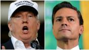 Donald Trump llega hoy a México para cita con Peña Nieto
